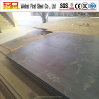 Made in China steel plate q235b steel properties