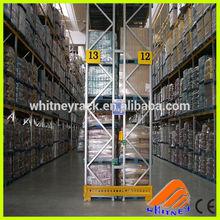 china supplier heavy duty steel coil steel truss rack tassimo storage rack