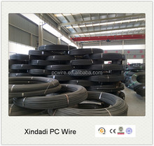 6.25mm roof frame/precast slab used prestressed concrete wire on sale