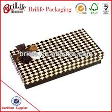 High Quality Fashion Custom Make your own gift boxes
