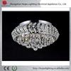 MODERN round crystal ball modern ceiling light