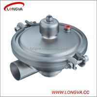 china manuafacturers sanitary constant pressure control valve