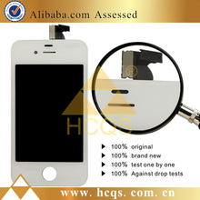100% Manufacturer supply! LCD for iphone4s original screen display with digitizer assembly