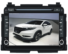 4.4.2 android car dvd player 3g wifi for car dvd for HONDA VEZEL / HR-V 2013- Mirrior Link WS-9524