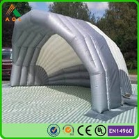 hot sale inflatable garage tent garden tent gazebo tent