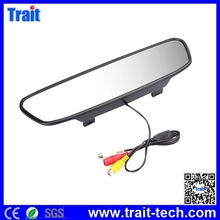5inch LCD Car Rearview Mirror Reverse Monitor for Camera DVD VCR