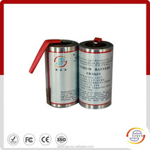 MWD d size downhole lithium battery (er32615 )
