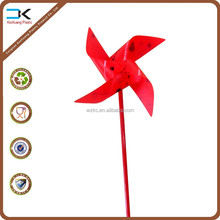 Rea color cheap promotion spinning pinwheel toy