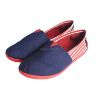Chinese fashion shoes in high quality and low price canvas shoes