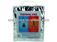 Good quality ice cola thermal lunch bag foil bag