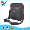 1680D Nylon Latest vertical laptop messenger bags vertical messenger laptop bag