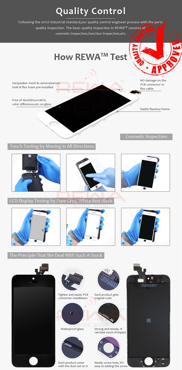 Mobile Phone Touch Screen Mobile Phone LCD Screen