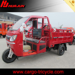 Semi-Cabin cargo Tricycles for Loading Sheep