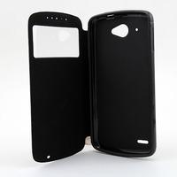 flip leather case for lenovo s920