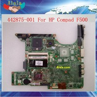 Free Shipping For HP Compaq F500 Laptop Motherboard 442875-001 AMD DDR2 Integrated