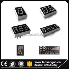 7 segment led display/Custom led display