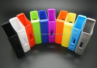 colorful silicone cover for m80 W VV smokehookah m80 silicone case Box Mod m80 rubber case in wholesale price