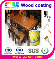 Wood furniture lacquer