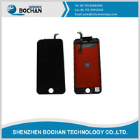 china cellphone accessories and mobile phone spare parts flexible lcd screen for iphone6