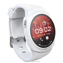 Fashion Circular Smart Watch,Information Push