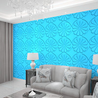 bamboo wall construction 3d background