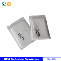 high quality square personalized anti-bacterial pva face small towel