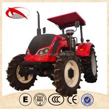Qln554 china uso tractor 50-110hp tractores agrícolas motor para tractor