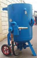 Portable abrasive blasting pots/portable blasting pots/sand blast pot