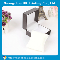 Fashion design cardboard jewelry box for gift packaging