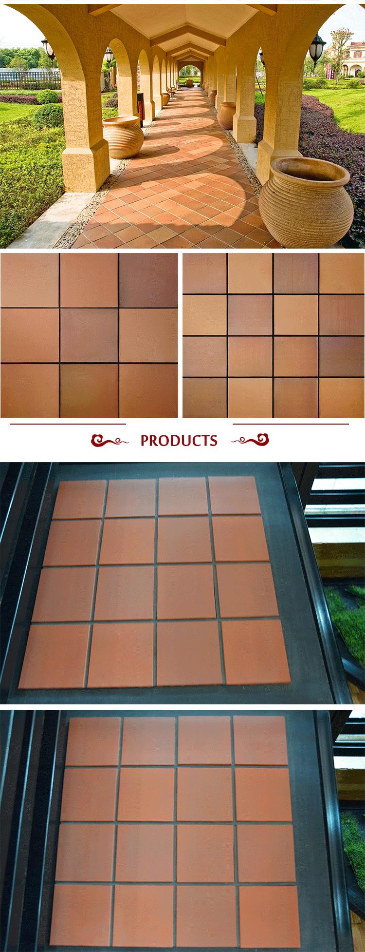 Carrelage exterieur couleur brique les 25 meilleures id for Carrelage exterieur rouge