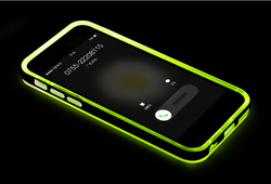 For iphone 6 case flash led light, phone cover for iphone 5 case