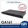 mini itx case 1u Rack Mount 19 inch Computer Case- GA161