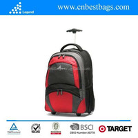 HOT High quality 1680D Polyester laptop trolley bag