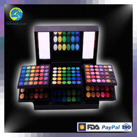 Brand 3-Layer Designed 96 Full Pigment Color Eyeshadow Palette Professional Eye Shadow Palette V1013