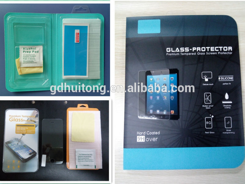9H anti-scratch screen protector! Tempered glass screen protector_12