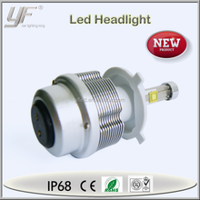 Newest design h4 40W 4800LM led headlight mini cooper parts