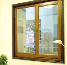 Famouse brand aluminum sliding window for bedroom