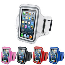 New adjustble armband sport mobile phone case for samsung galaxy s6 g9200 gym running sports holder jogging