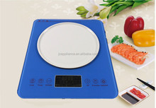 2000W 220V Skin touch control with white ceramic plate intelligent induction cooker