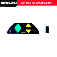 Hot selling Comfortable Embossed Touch Sensor Circuit