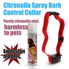Dog collar Automatic Natural Lemon Mist Spray Dog