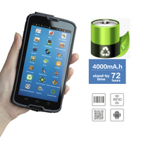Cilico Android pos 2d barcode scanner, NFC, UHF RFID is optional