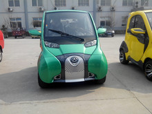 Lichi brand Low speed electric car with EEC certification, 4.5KW motor with AC