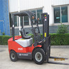 YTO 2.5ton hydraulic diesel fork lifter truck CPCD25 in the direction of Top Quality Management