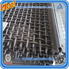 Crimped Mesh&8mm opening crimp wire mesh