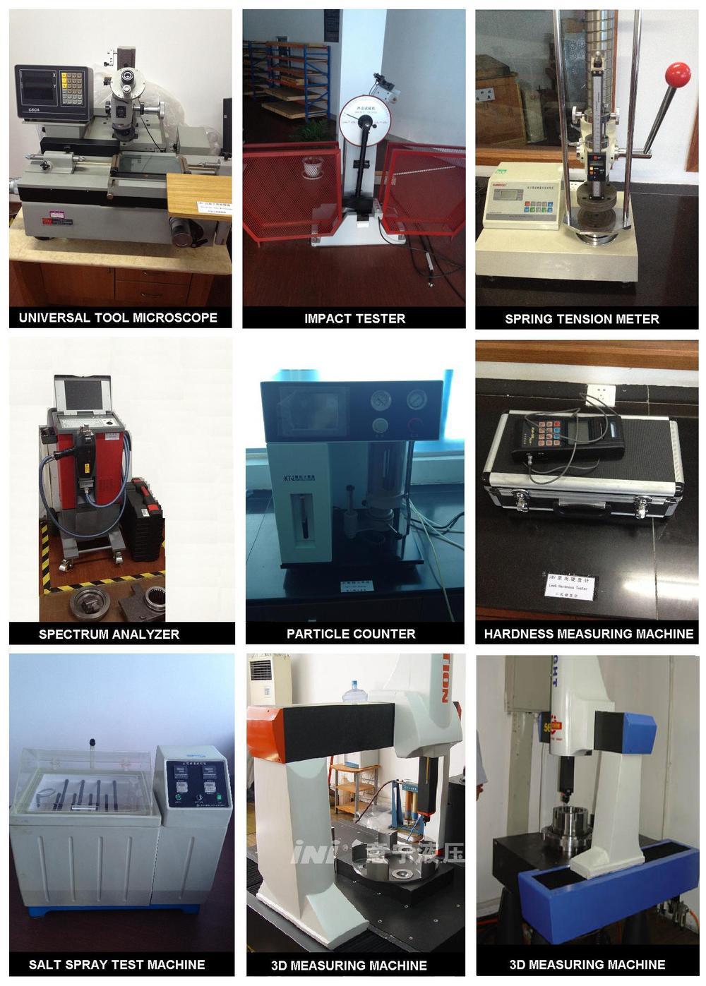 INI IK3V series hydraulic pump axial piston pump
