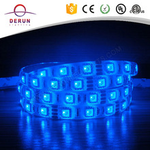 Factory price 3 years warranty 12v UL 5050 blue led strip