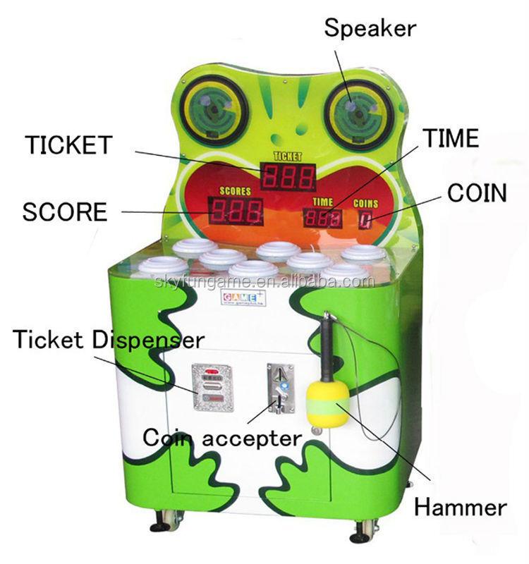 игровой автомат лягушки 3 играть