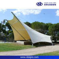 tensile membrane structures fabric