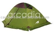 100% waterproof 2 man camping tent